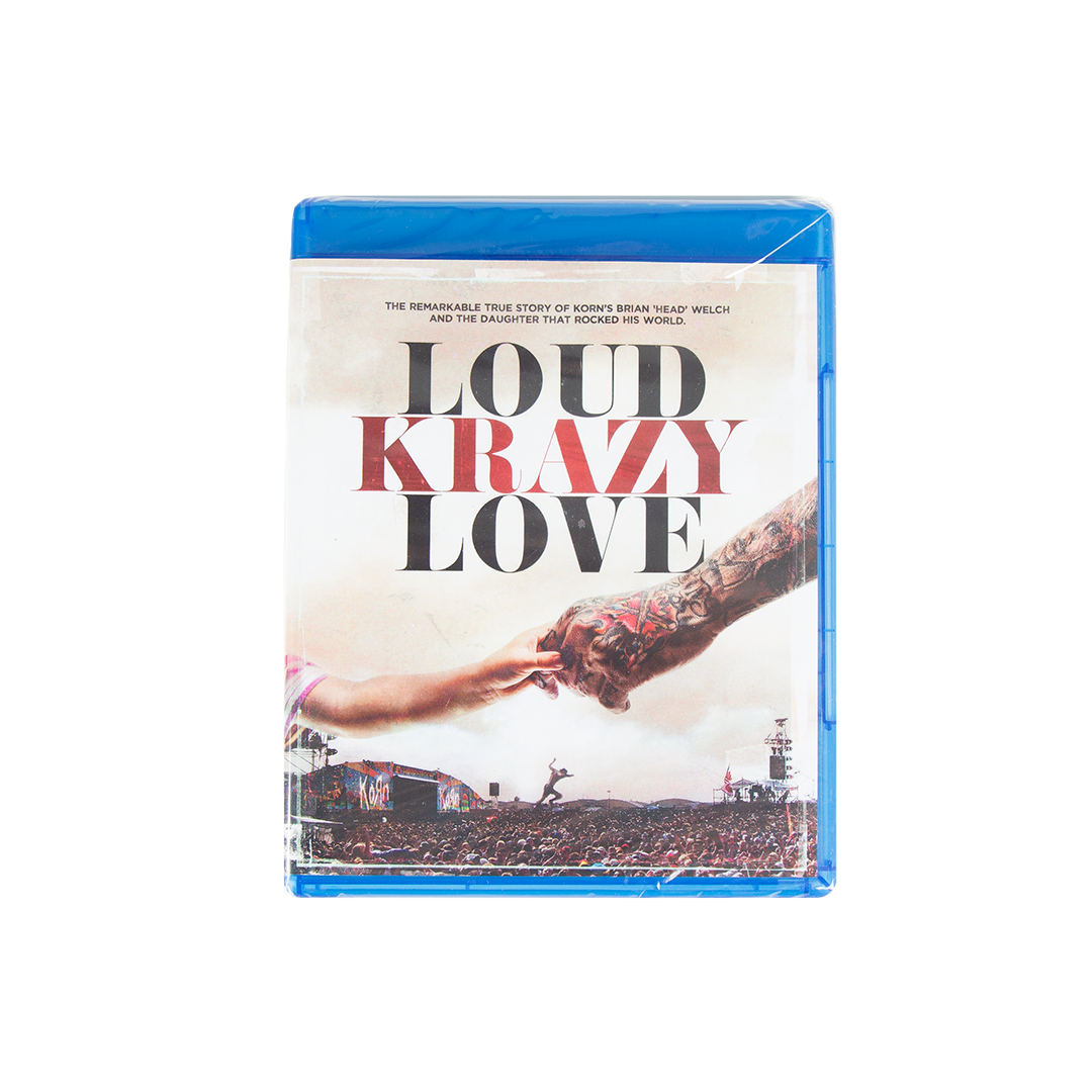 Loud Krazy Love Blu-Ray
