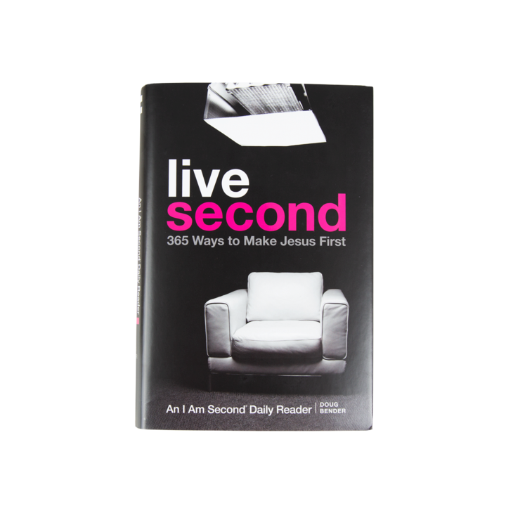 Live Second 365 Book