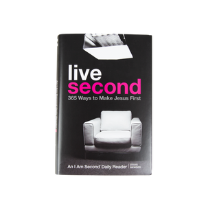 Live Second - 365 Book