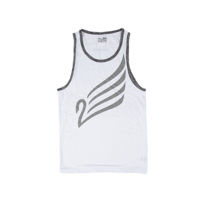 I Am Second Under Armour White Tech Tank