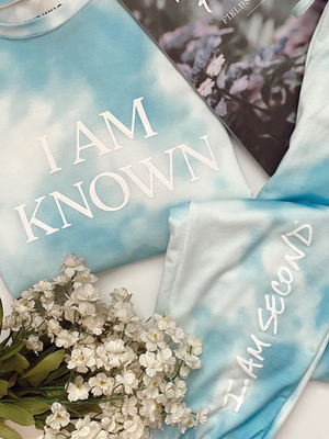 I Am Second+SHE WHO IS Jogger Set - I Am Known