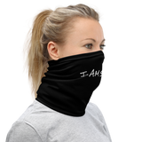 Black Neck Gaiter and Mask