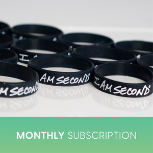 Wristband Subscription - Monthly