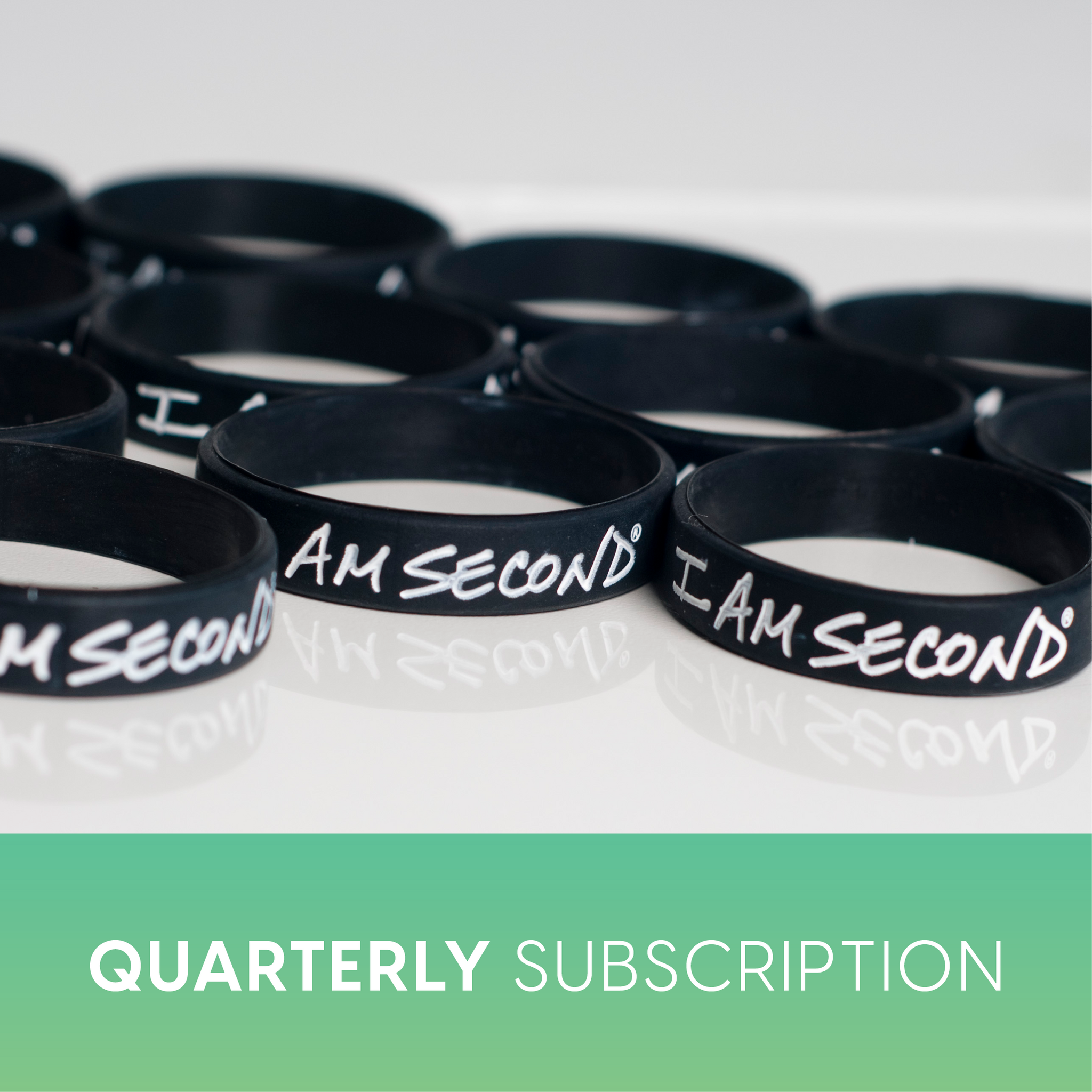 Wristband Subscription - Quarterly