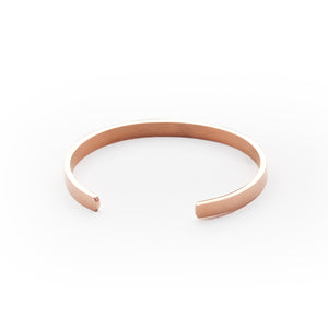 I Am Second Rose Gold Bracelet