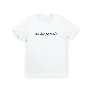 I Am Second Classic White T-Shirt