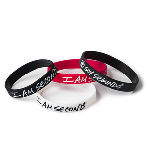 I Am Second Adult Wristband Bundles