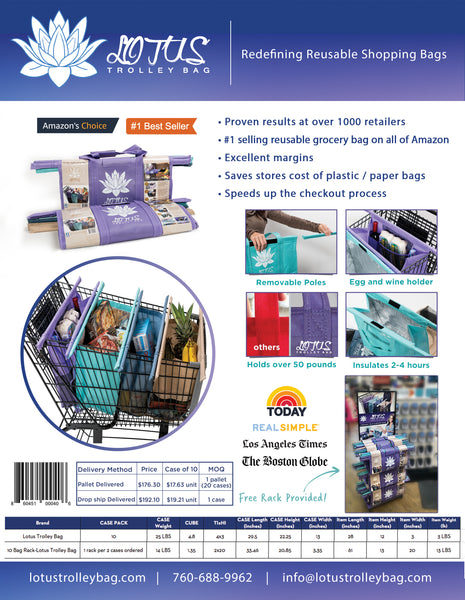 Wholesale Product Flyers