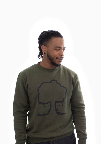 Green Money Trees Jumper