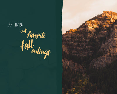 Our Favorite Fall Outings