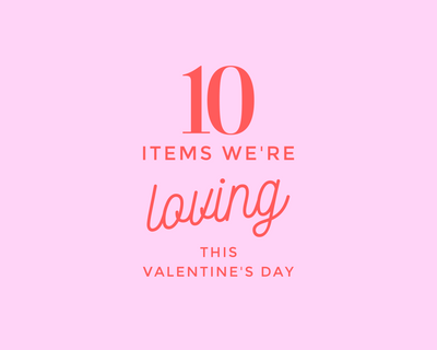 Items We're Loving