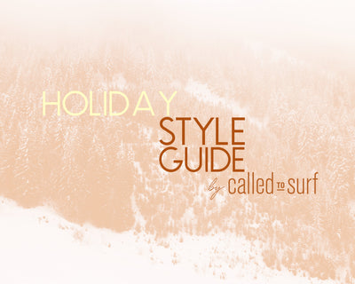 CTS Holiday Style Guide