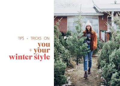 Winter Tips + Tricks