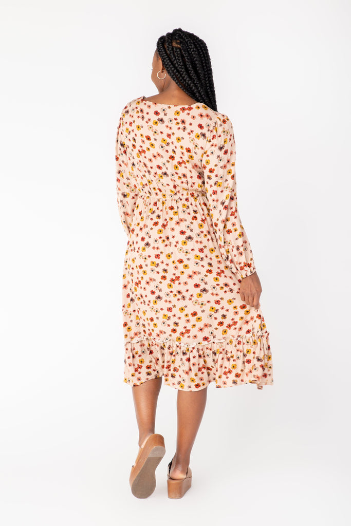 Tina Print Dress WOMEN'S DRESS Hayden