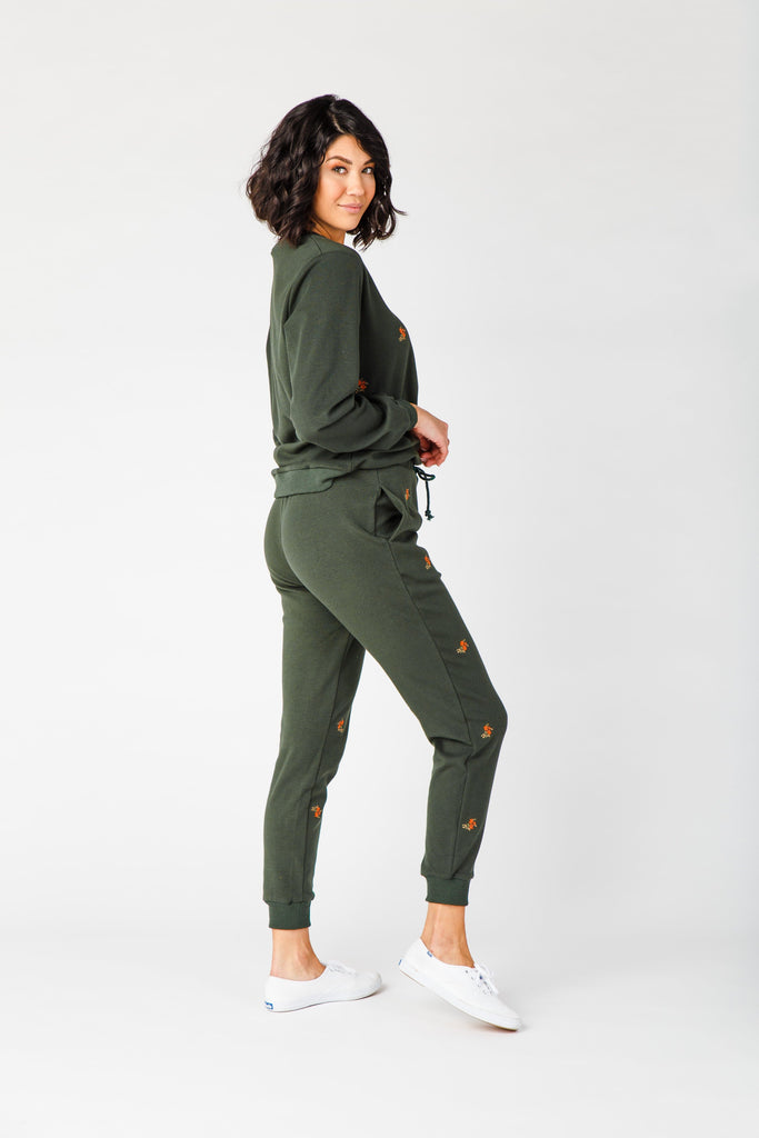 The Pines Lounge Set WOMEN'S LOUNGEWEAR Polagram