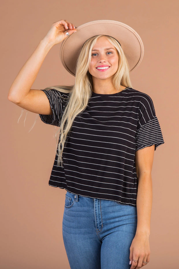 Englebrook Stripe Tee