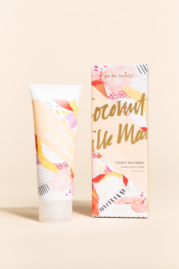 Illume - Hand Creme HAND LOTION Called to Surf Coconut Milk