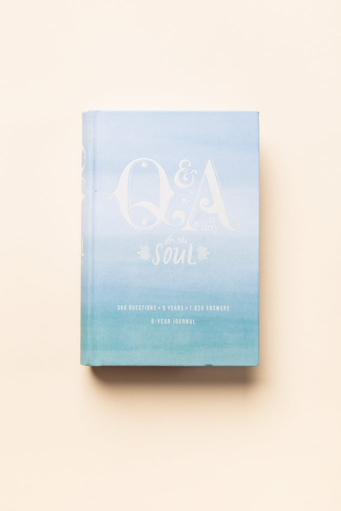 Q&A a Day for the Soul JOURNALS Penguin Random House