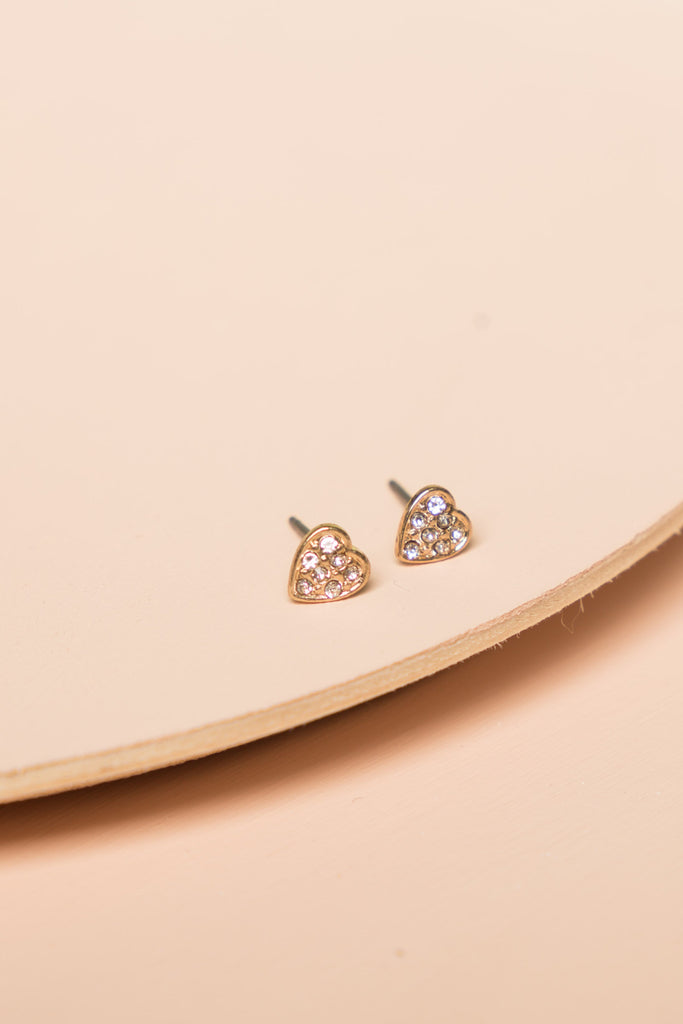 Heart Earring WOMEN'S ACCESSORIES Called to Surf