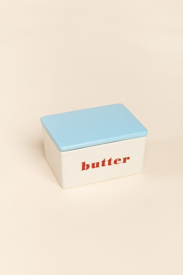 Retro Butter Dish HOME GOODS Called to Surf