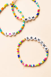 """Grandma"" Bracelet Kit WOMEN'S JEWELRY Cove"