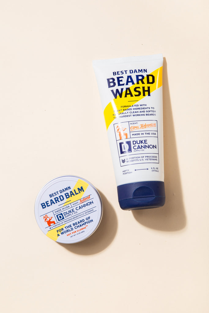 BEST BEARD WASH MEN'S ACCESSORIES Called to Surf
