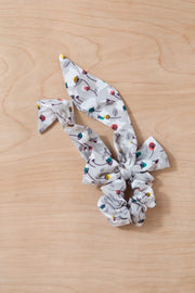 Up and Away Hair Scrunchie Variable Called to Surf One Size Grey