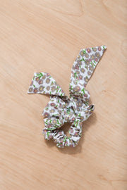 Up and Away Hair Scrunchie Variable Called to Surf One Size White