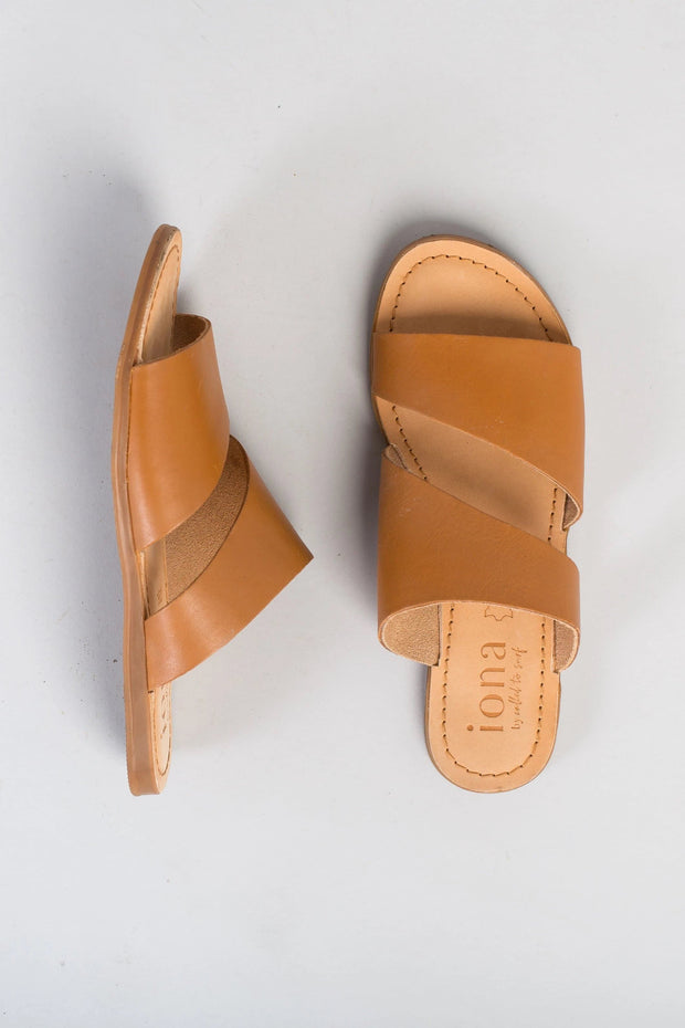 Amy Double Strap Sandal Variable Called to Surf 37 Tan