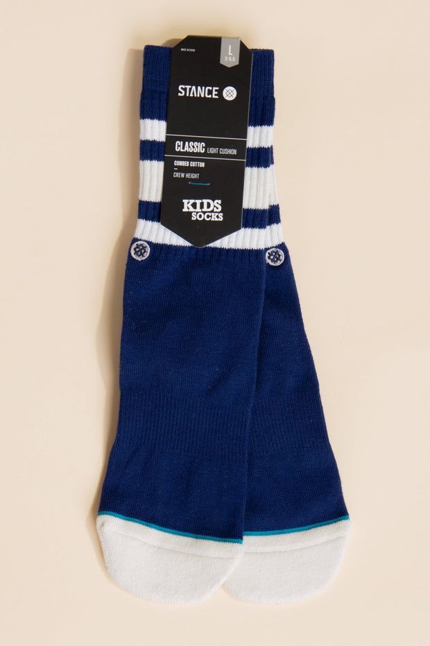 Kids Stance- Boyd 4 Boys NAVY BOY'S SOCKS Called to Surf