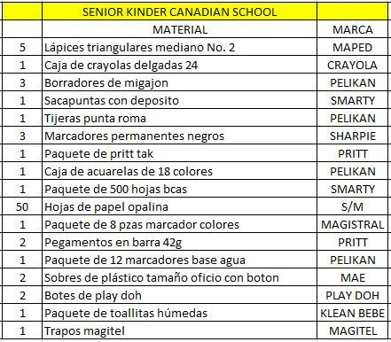 senior kinder canadian school