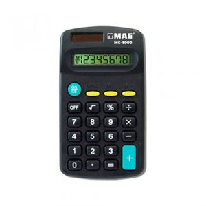 Calculadora MC-1000 8 Dígitos MAE