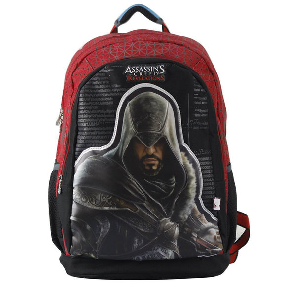 Mochila Chenson Assassins Creed