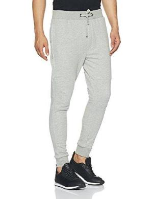 Flying Machine Men's Relaxed Fit Cotton Joggers