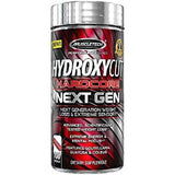 MuscleTech 110 capsules Hydroxycut Hard-core Next Gen