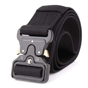 Mens Tactical Belt Military Nylon Belt Outdoor