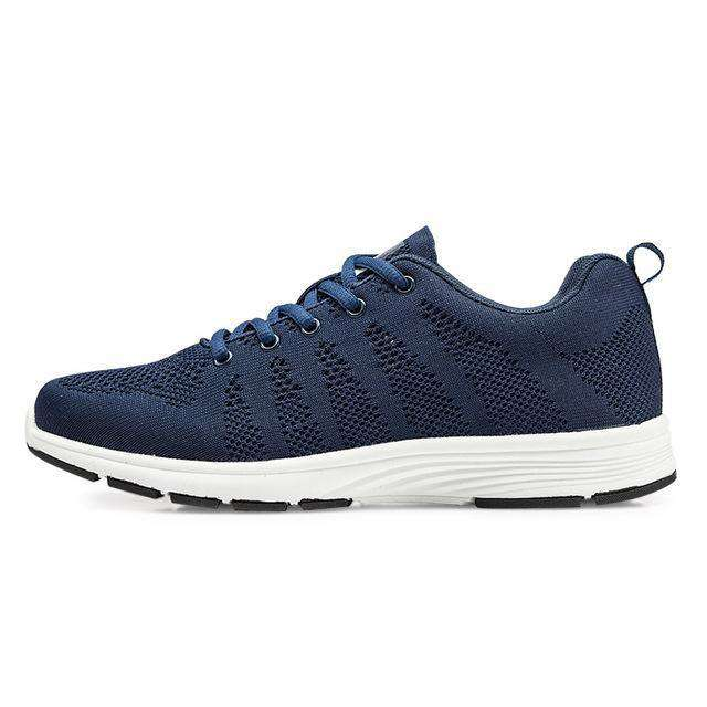The Geess Blue   Men / 11 Women`s Fitness Shoes