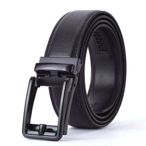 The Geess C / 110cm Men`s Fashion Designers Automatic Buckle Leather luxury Belts
