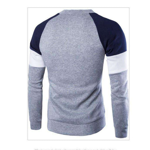 Image of The Geess Casual O Neck Long Sleeve Fashion Sweatshirts