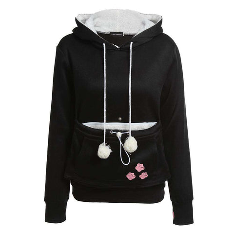 The Geess Cat Lovers Hoodies