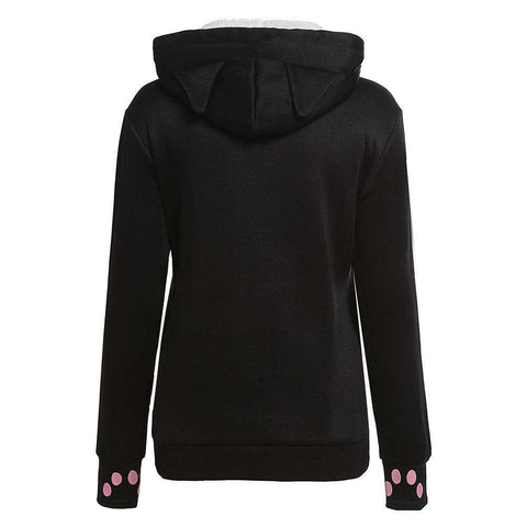 Image of The Geess Cat Lovers Hoodies