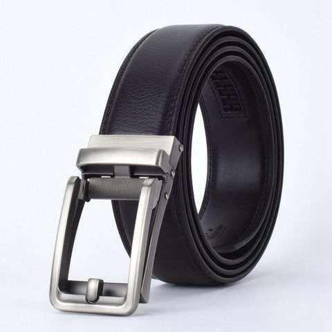 The Geess D / 110cm Men`s Fashion Designers Automatic Buckle Leather luxury Belts