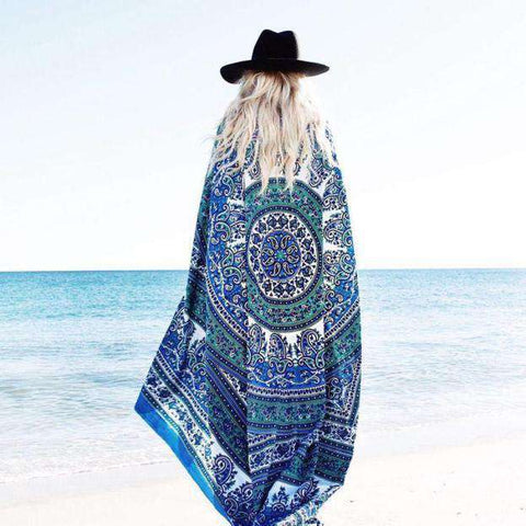 Image of The Geess Default Title Bathing Suit Kimono Tunic