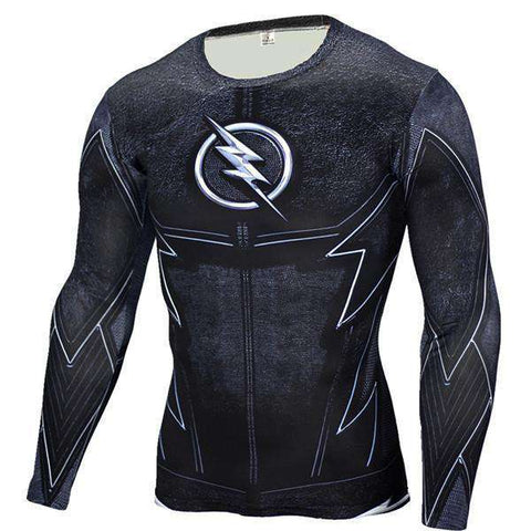 Image of The Geess FlashBlack / Aisan S Marvel Superhero Long Sleeves Shirts
