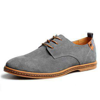 Image of The Geess Gray / 6.5 Men`s Casual Shoes size 38-48