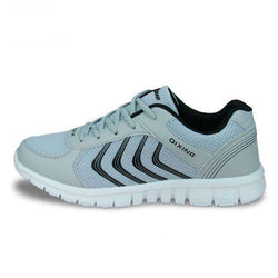 The Geess Gray Black / 11 Men`s Fitness Shoes