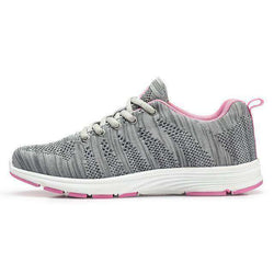 The Geess Grey  Women / 11 Women`s Fitness Shoes