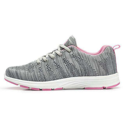 Image of The Geess Grey  Women / 11 Women`s Fitness Shoes