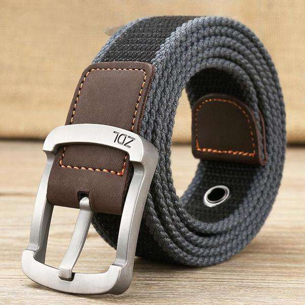 The Geess High quality canvas belts for jeans