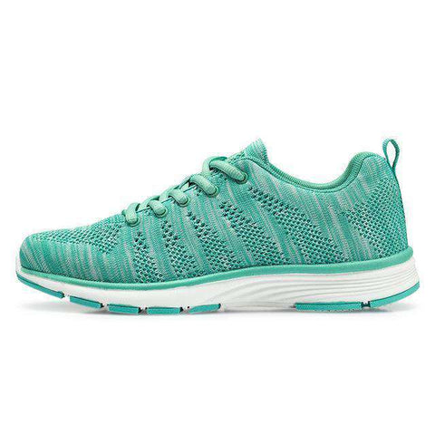 Image of The Geess Ice Green   Women / 11 Women`s Fitness Shoes